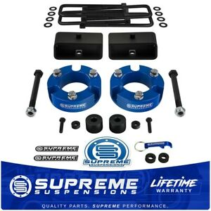 3 Front 2 Rear Leveling Lift Kit Diff Drop For 2005 2020 Toyota Tacoma 4wd