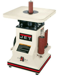 Jet Jbos 5 Benchtop Oscillating Spindle Sander 1 2hp 1ph 115v 708404