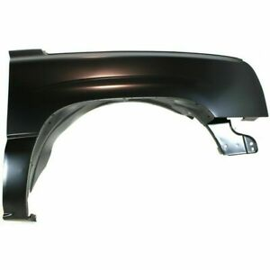 New Gm1241305 Front Rh Side Fender For Chevrolet Silverado 1500 2003 2006