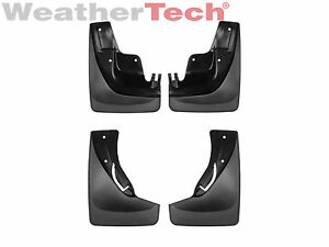 Weathertech Custom Mudflaps For Jeep Grand Cherokee 2011 2019 Full Set