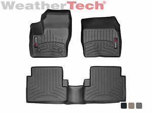 Weathertech Floor Mats Floorliner For Ford Escape 2015 2019 1st