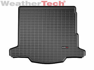 Weathertech Cargo Liner For Chevy Impala W Auto Start Stop 2015 2019 Black