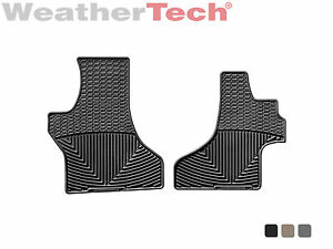 Weathertech All weather Floor Mats For Ford Econoline E series 1997 2018