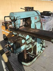 Cincinnati No 2mi Horizontal Toolroom Milling Mill Machine Made In Usa