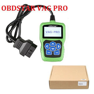 Obdstar Vag Pro Auto Programmer No Need Pin Code Support New Models