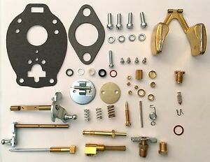 Ford 9n 2n 8n Tsx Major Tractor Carburetor Repair Kit With Float