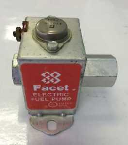 Fuel Pump 480572 Facet 2910 01 102 4251