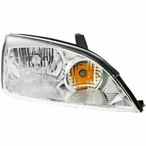 New Headlight For Ford Focus Fo2503210 2005 To 2007