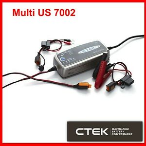 Ctek Multi Us 7002 Fully Automatic Battery Charger 8 Step Free Shipping 56 353