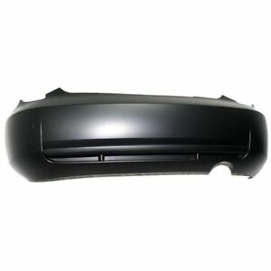 New Bumper Cover Rear For Toyota Celica To1100196 2000 To 2005