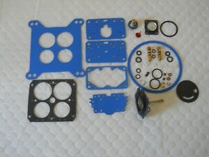 Holley 4160 Series Carb Rebuild Kit For 780 Cfm vs List 7010 Spread Bore