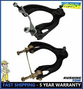 Front Upper Control Arm W Ball Joint Left Right For Honda Civic Acura Integra