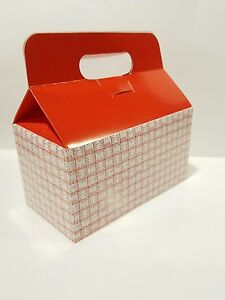 Fried Chicken Take Out To Go Barn Box 9 5 X 5 X 5 Inch 125 Per Case