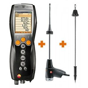 Testo 330 2g Ll Kit 2 400563 3372 Combustion Analyzer With Nox