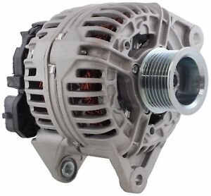 New 24v Alternator For New Holland Wheel Loader Lw110b Lw130b Lw170 0124555005
