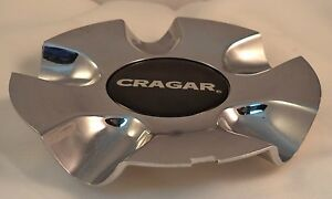 Cragar Wheels Chrome Custom Wheel Center Cap 1 Aps 0001