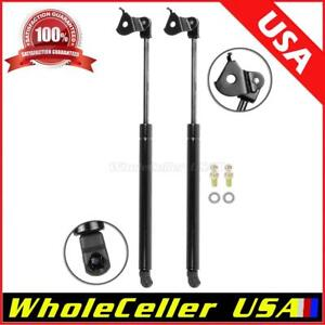 Qty 2 Hood Gas Charged Lift Support Struts For Toyota Land Cruiser