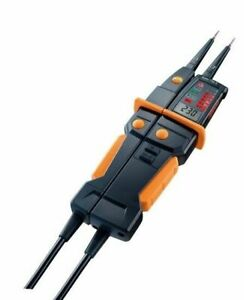 Testo 750 3 0590 7503 Digital Voltage Continuity Phase Sequence Tester