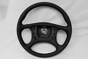 87 90 Gta Trans Am Formula Firebird New Recovered Leather Steering Wheel