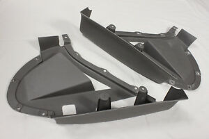 91 92 Trans Am Gta Front Bumper Fender Ground Effects New Pair L