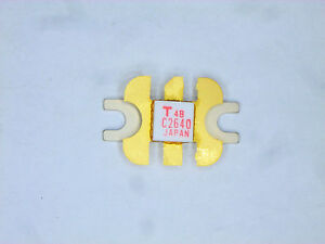 2sc2640 original Toshiba Rf Power Transistor 1 Pc