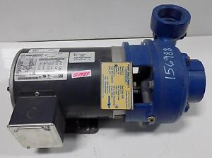 Marathon Electric 3hp 3ph 3490rpm A c Motor V L 145ttdr5315bb K