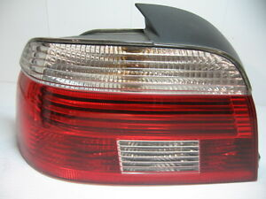 Bmw E39 Late Driver Side Tail Light Left Rear Led Lamp Assembly Hella Thk 148