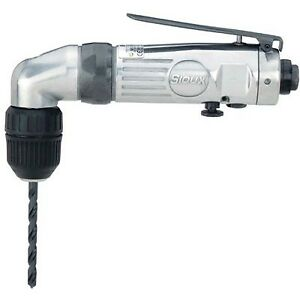 Sioux Drill Angle Air 3 8in Keyless 5430kl