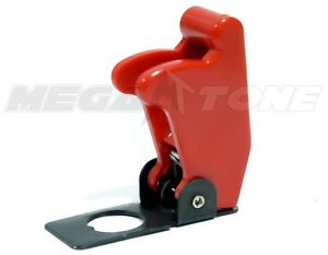 1 Pc Red Toggle Switch Safety Cover Guard Plastic metal Usa Seller