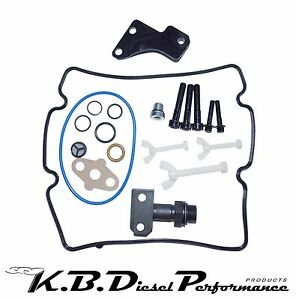 Kbdp Hpop Stc Fitting Kit Ford 6 0l Powerstroke Diesel 2005 10