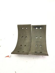 New Lot Of 2 Eaton Airflex 415197 02 Disc Plates Friction Pad Fast Ship B336