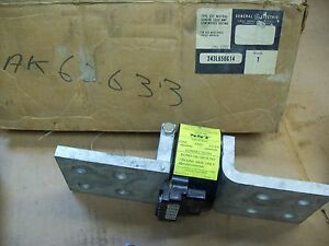 Ge 1600 Amp Ground Fault Neutral Transformer Use With Akr 50 Sst 568b222g3