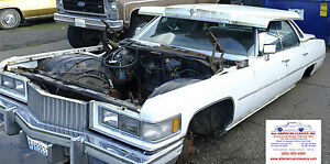 1975 Cadillac Upper Grill Grille Only