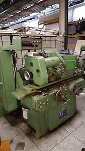Jones Shipman Cylindrical Grinder With Accessories Affair