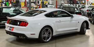 2015 2021 Mustang Coupe Fastback Roush Rear Spoiler Wing Oxford White Yz 421893