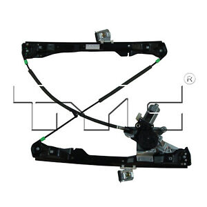 Tyc 660203 Power Window Motor Regulator For Ford Focus Fo1351132 front Right