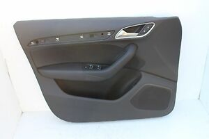 Front Door Trim Panel Audi Q3 Left Driver 16