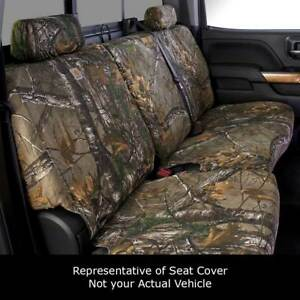 Rear Seat Covers Realtree Camo By Covercraft