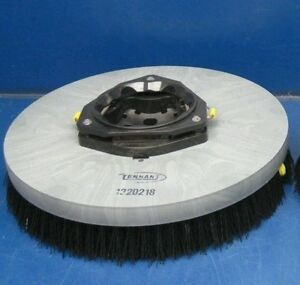 Set 2tennant 14 Scrub Brush 1220218 For A5 T5 Floor Scrubber Speed Scrubber