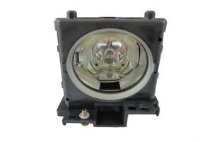 Original Equivalent Bulb In Cage Fits Elmo Dt00691 Projector