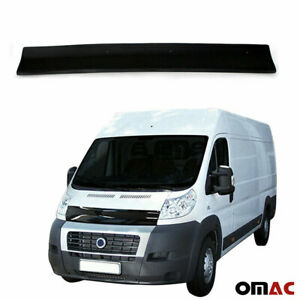 Dodge Ram Promaster 2014 Front Bug Shield Hood Deflector Guard Bonnet Protector