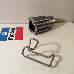 Stainless Steel Plymouth Road Runner Satellite Gtx Steering Coupler Clamp 3