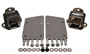 Energy Suspension 3 1149g Ls Conversion Mtr Mount Set