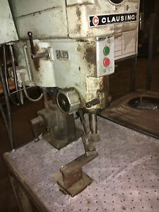 Clausing Floor Type Production Drill Press