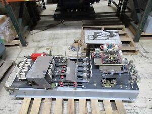 Asco Automatic Transfer Switch W Bypass 962380099xc 800a 480y 277v 60hz Used