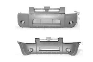 Cpp Front Bumper Cover For 01 04 Nissan Frontier Ni1000185