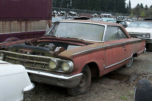 1962 1963 1964 Ford Mercury Spindle Original