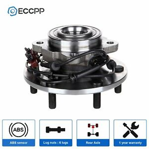 Rear Wheel Hub And Bearing Assembly For 2004 2009 2010 For Nissan Armada