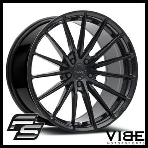 19 Mrr Fs02 Black Forged Concave Wheels Rims Fits Bmw F12 F13 640 650 Coupe