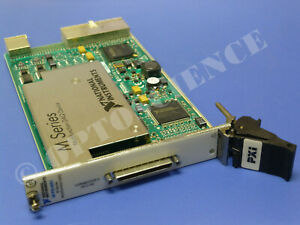 National Instruments Pxi 6251 Ni Daq Card Analog Input Multifunction